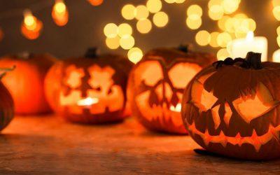 Halloween le 31 octobre 2019